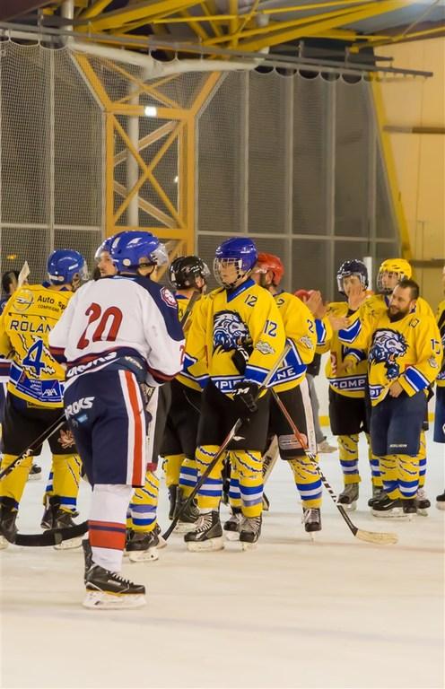 En NHL, Pierre-Edouard Bellemare a retrouvé avec bonheur son ancienne glace de Las.