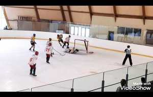 Quelques moments du match U17 HCC vs CERGY II