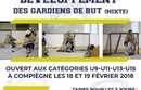 Le 18-19 Février - Stage de Ligue HDF - Gardien de But